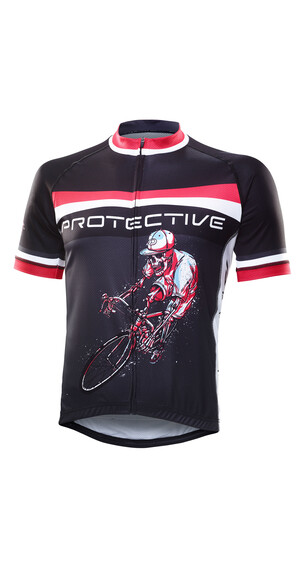 Protective Hell Rider - Maillot manches courtes Homme - noir